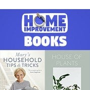 Home Improvement Sale: Books