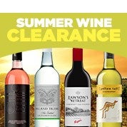 Summer Wine Clearance