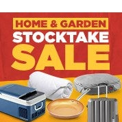Home & Garden Stocktake Sale