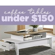 Coffee Tables Under $150