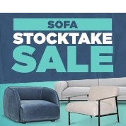 Sofa Stocktake Sale