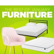 Best of January: Furniture