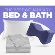 Best of January: Bed & Bath