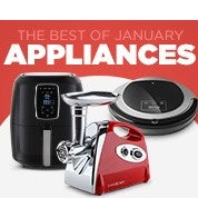 Best of January: Appliances