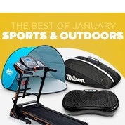 Best of January: Sports & Outdoors