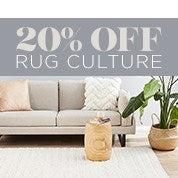 20% Off Rug Culture