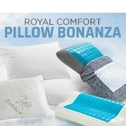 Royal Comfort Pillow Bonanza