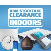 ABM Stocktake Clearance: Indoors
