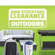 ABM Stocktake Clearance: Outdoors