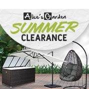 Alice's Garden Summer Clearance