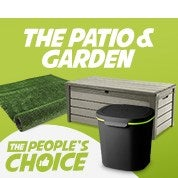 The People's Choice: Patio & Garden