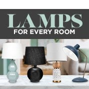 Lamps For Every Room