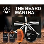The Beard Mantra: Beard Care Kits