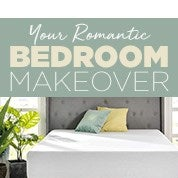 Your Romantic Bedroom Makeover with Zinus