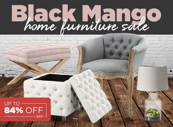 Black Mango Home Furniture Sale