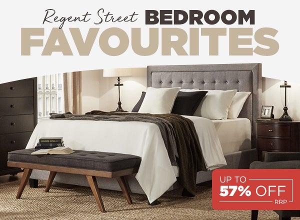 Regent Street Bedroom Favourites